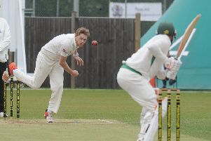 Mark Edwards took 6-29 for Peterborough Town at Old Northamptonians.