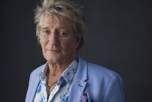 Rod Stewart. Photo: Drew Gurian/Invision/AP