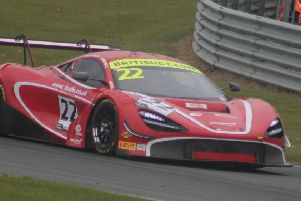 Balfe bounced back with the new McLaren 720S GT3 EMN-190520-141206002