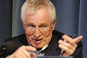 BBC Radio 4 Any Questions broadcaster Jonathan Dimbleby. EMN-190524-142332001