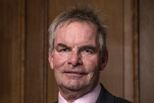 Coun Martin Hill - Leader of Lincolnshire County Council.