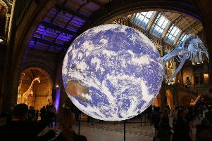 Gaia, the new art installation coming to Peterborough Cathedral