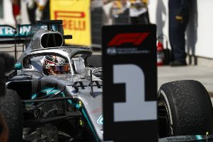 First again for Lewis Hamilton in Sunday's Canadian Grand Prix NNL-191006-091640002