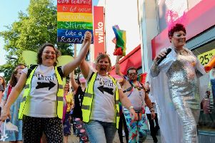 Peterborough Pride starts on June 28