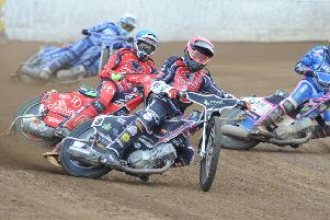 Scott Nicholls will be riding for Leicester.