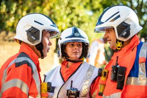 Cambridgeshire Fire and Rescue Service is recruiting new firefighters