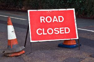These are the road closures and works that will be taking place in July.