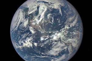 The Earth as seen from space (Photo by NASA via Getty Images) SUS-190315-074847001