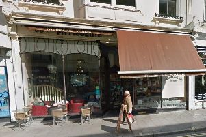 The Hove store (Credit: Google)