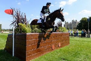 The Burghley Horse Trials