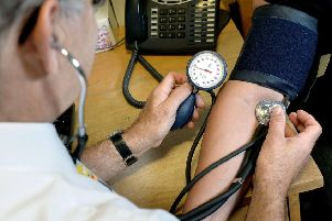 Pressure: The British Medical Assocation says tax rules could put the health service under extra strain