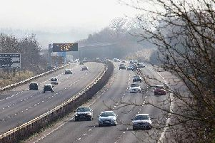 Highways England has warned of routine works to the M40 until September