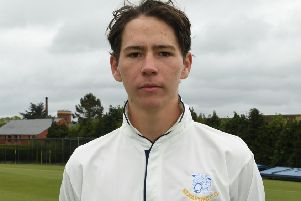 Opener Dakota Rodgers starred with bat and ball at Louth