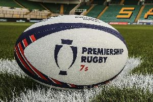 The Premiership Rugby 7s will be held at Franklin's Gardens once again