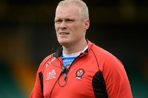 Damian McErlain has resigned as Derry Senior Football Manager.