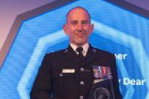 PC Andrew Dear