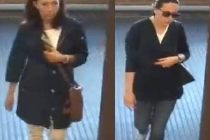 Police want to hear from these women or anyone who recognises them?