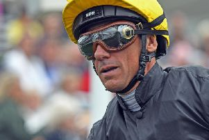 Frankie Dettori is having a week to cherish at Goodwood / Picture by Malcolm Wells