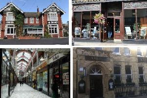 Some of Peterborough's historic buildings