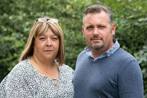 Canopy UK Owners Lisa and John Ellingham'Crown Court, Peterborough'Monday 05 August 2019. 'Picture by Terry Harris. THA