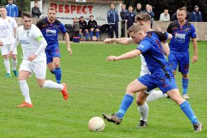 Midhurst in action against Selsey last season / Picture by Kate Shemilt