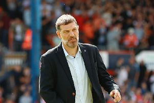 West Brom boss Slaven Bilic