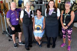 The Laburnum Centre in Lyon Street approached The Co-operative Funeralcare branch in North Bersted earlier this year to see if it could help fund a new defibrillator