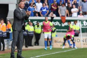 Peterborough United boss Darren Ferguson (Picture: Joe Dent)