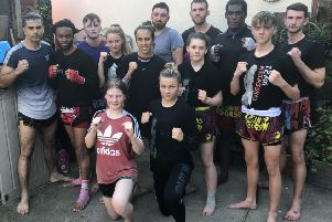 Muay Thai Assassins squad is stepping up their preparations for the final hometown show of the year EMN-190828-124950002