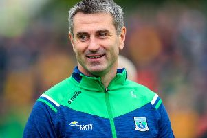 New Derry Senior football manager, Rory Gallagher.