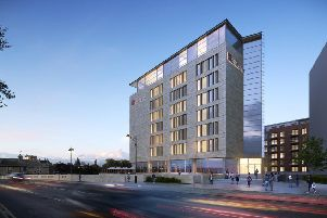 How the new Hilton hotel could look