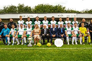 The Rocks take on Sittingbourne in the FA Cup / Picture by Tommy McMillan