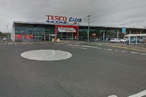 Tesco, Carrickfergus