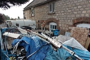 MP Dr Caroline Johnson has called for authorities to take action over Metheringham's 'horror house'. EMN-191009-131738001
