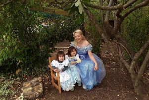 Staff and pupils at Field House Day Nursery in Buckingham dress up as Disney characters in aid of mental health charity Mind