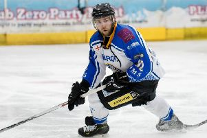James Archer in his Phantoms days