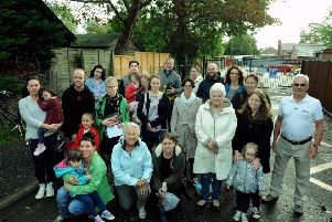 Campaigners fighting to save Rumboldswhyke school