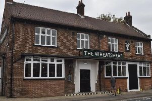 The Wheatsheaf in Eastfield Road
