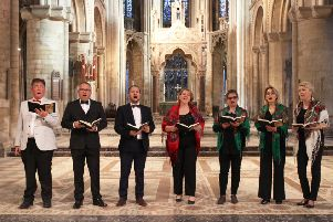 Polonica will sing at a concert at Peterborough Cathedral