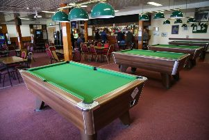 The Parkway Sports & Leisure Club in Lincoln Road. Photo: Terry Harris