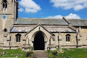 Anwick's parish church was targeted by lead thieves in May. Police now say they may now have halted the current trend.