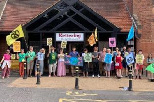 Extinction Rebellion members are now regular attendees at Kettering Council.