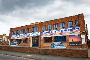 The Shelton's store in Stanground. Photo: Terry Harris