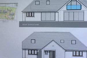 Plans for the new bungalows