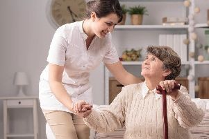 Social care stock image