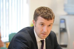 Jonathan Lewis, service director for education in Peterborough and Cambridgeshire