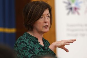 Department of Finance Permanent Secretary Sue Gray is one of the most powerful civil servants in Stormont