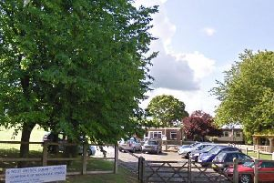 Compton and Up Marden CE Primary School. Photo: Google Street View