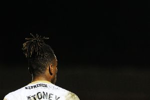 Ivan Toney could the subject of a massive transfer bid.