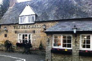 The Blue Bell in Glinton
